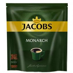 Кофе Jacobs Monarch растворимый сублимированный 500гр.