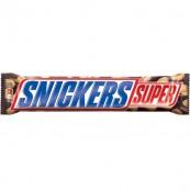 Батончик шоколадный Snickers Супер 95гр.