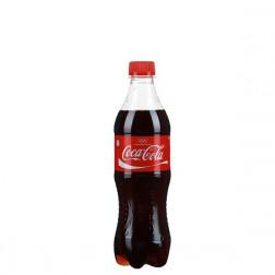 Напиток Coca-Cola сильногазированный  0,5л.