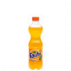 Напиток Fanta апельсин 0,5л.