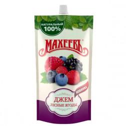 Джем Махеевъ лесные ягоды 300гр.