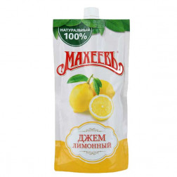 Джем Махеевъ лимон с имбирем, 300гр.