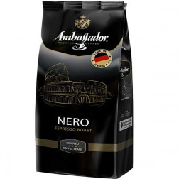Кофе Ambassador Nero в зернах 1 кг.