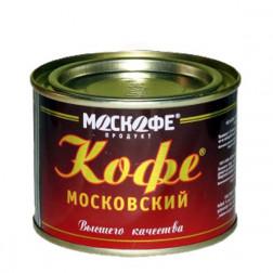 Кофе «Московский» растворимый порошкообразный 90 гр.