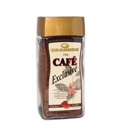 Кофе Grandos Exclusive растворимый сублимированный 100гр.