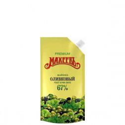 Майонез Махеевъ оливковый  67% 200гр.