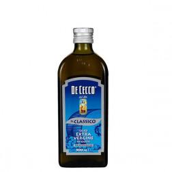 Масло оливковое De Cecco нерафинированное 0,5л