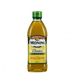 Масло оливковое Monini E.V 0,5л.
