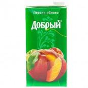 Нектар Добрый персик  2л.