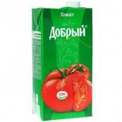 Сок Добрый томатный 2л.