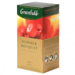 Чай травяной Greenfield Summer Bouquet 25пак.