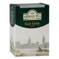 Чай черный Ahmad Tea Earl Grey (Седой Граф) листовой 200гр.