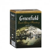 Чай черный Greenfield Earl Grey Fantasy листовой 100гр.