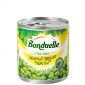Горошек Bonduelle зеленый «Нежный» 200гр.