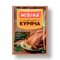 Приправа Мивина куриная 80гр.