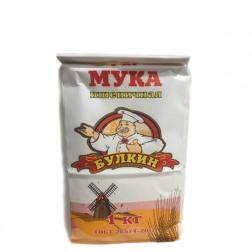 Мука Булкин пшеничная  1кг.