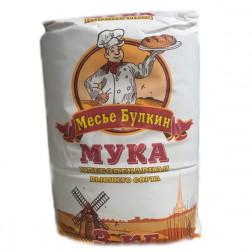 Мука Булкин пшеничная 3кг.