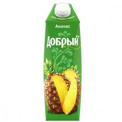 Нектар Добрый ананасовый 1л.