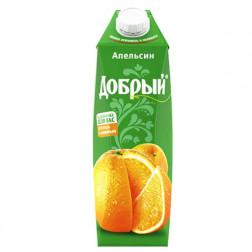 Нектар Добрый апельсиновый 1л.