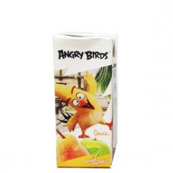 Нектар с мякотью детский Angry Birds грушево-яблочный 0,2л.