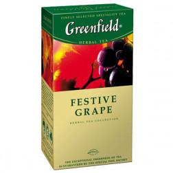 Чай травяной Greenfield «Festive Grape» 25пак.