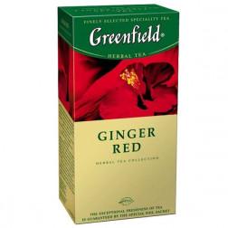 Чай травяной Greenfield «Ginger Red» 25пак.