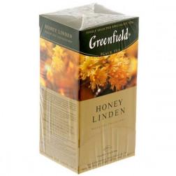 Чай черный Greenfield «Honey Linden» 25пак.
