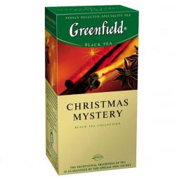 Чай черный Greenfield «Christmas Mystery» 25пак.