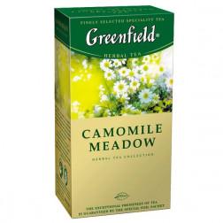 Чай травяной Greenfield «Camomile Meadow» 25пак.