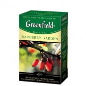 Чай черный Greenfield «Barberry garden» 100гр.