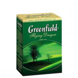 Чай зеленый Greenfield «Flying dragon» 100гр.