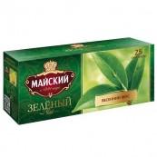 Чай зеленый Майский «Весенний вкус» 25пак.