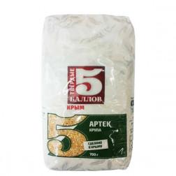 Крупа пшеничная «5 балов» полтавская «Артек» 800гр.