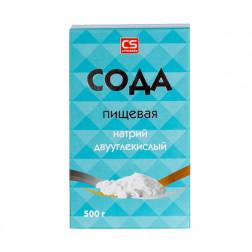 Сода пищевая, 500 гр.