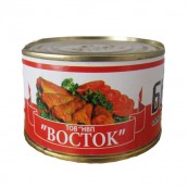 Бычки Во СТО Крат  в томатном соусе 240гр.