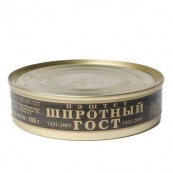 Паштет шпротный Балтийский завод 160гр.