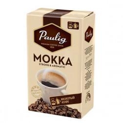 Кофе Paulig Mokka молотый для заваривания в чашке 250гр.