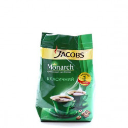 Кофе Jacobs Monarch натуральный жареный молотый 70гр.