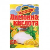 Кислота лимонная 100гр.