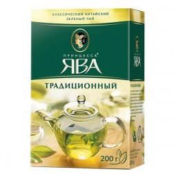 Чай зеленый Принцесса Ява 200гр.