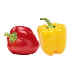 Перец красный, желтый 1 кг.