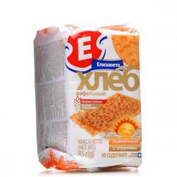 Хлебцы вафельные Елизавета пшеничные с отрубями 80гр.