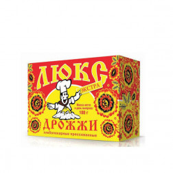 Дрожжи «Воронежские» прессованные хлебопекарные 100гр.