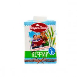Кефир Вкуснотеево питьевой 1%, 500 гр.