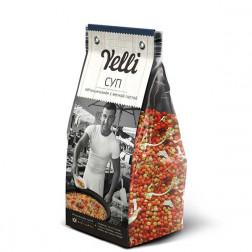Суп Yelli «Итальянский» с мелкой пастой  250 гр.