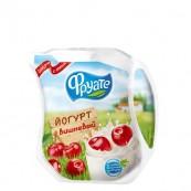 Йогурт питьевой Фруате  с вишней 1,5% 450гр.