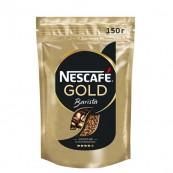 Кофе Nescafe Gold Barista молотый в растворимом 150гр.
