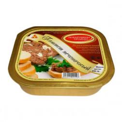 Паштет печеночный Любарушкин Продукт «Деликатесный» 250гр.