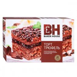 Торт Baker House Трюфель бисквитный 350гр.