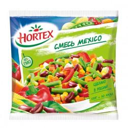 Смесь овощная Hortex Смесь Mexico 400гр.